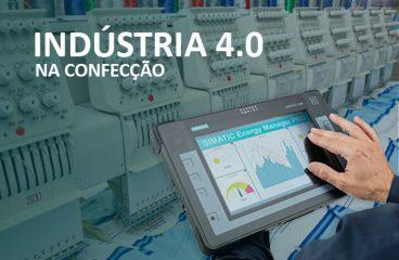 Indústria 4.0 – Os Impactos na Indústria de Confecção