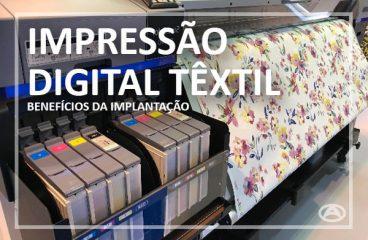 Impressão Digital Têxtil: Benefícios da Implantação