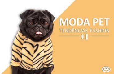 Moda Pet – Tendências fashion para cães e gatos