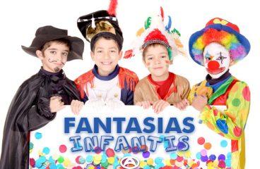 Fantasias Infantis pedem criatividade e conforto