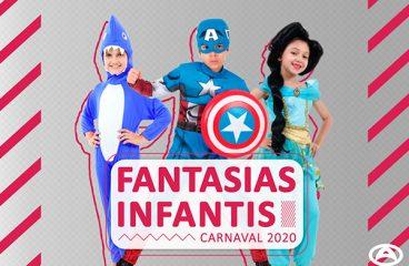 Fantasias Infantis para o Carnaval de 2020