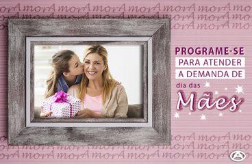 Programe-se para atender a demanda de dia das Mães